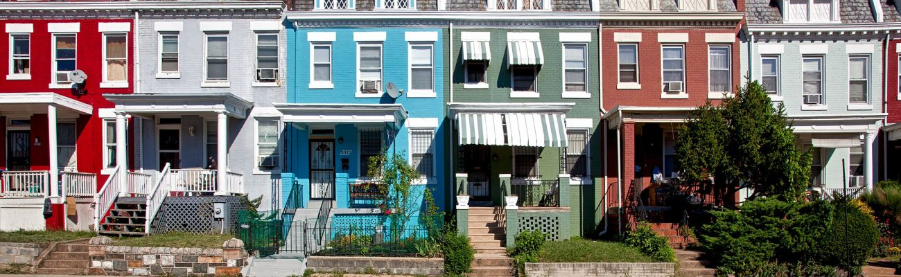 colorful lancaster homes